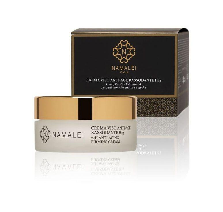 Namalei - Crema Viso Anti-Age Rassodante H24