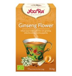 Yogi Tea - Ginseng Flower
