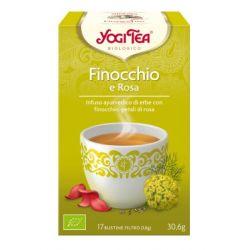 Yogi Tea - Finocchio & Rosa