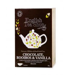 English Tea Shop - Chocolate Rooibos Vanilla