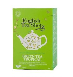 English Tea Shop - Green Tea Tropical Fruit