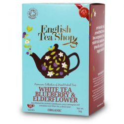 English Tea Shop - White Tea Blueberry & Elderflower