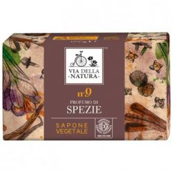 Via Della Natura - Sapone Vegetale - Spezie