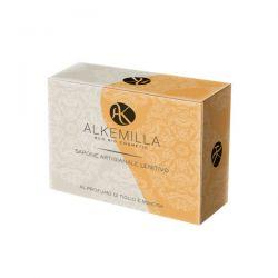 Alkemilla - Sapone Artigianale Bio Lenitivo Tiglio e Mimosa